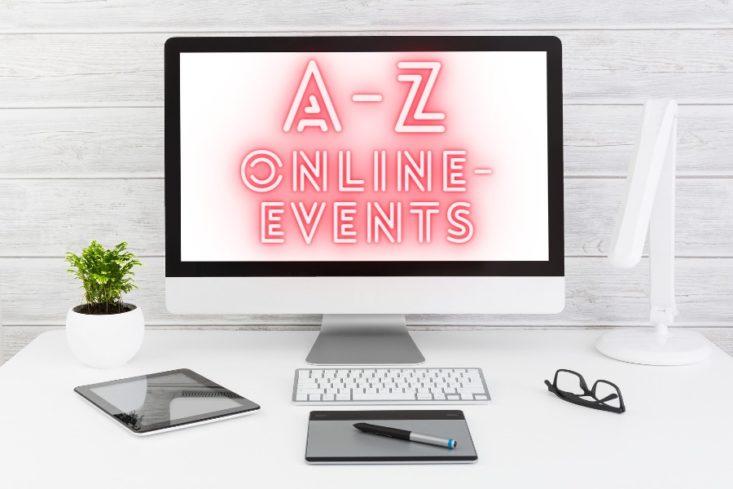 A bis Z   Glossar für Online-Events