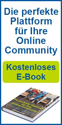 Die perfekte Plattform für eine Online-Community