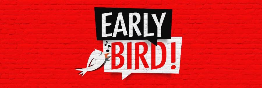 Eventvermarktung mit Early Bird Preisen