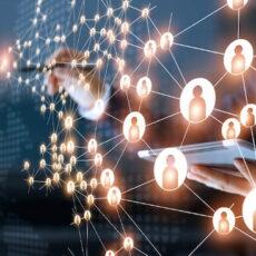 Networking auf virtuellen und hybriden Events
