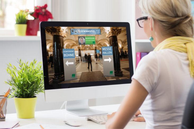 virtuelle Messe mit Bechtle