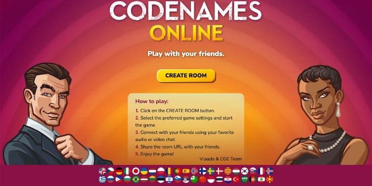 Codenames Online