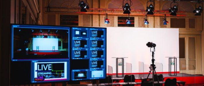 EVENT EVENT für LiveStreamings und virtuelle Events