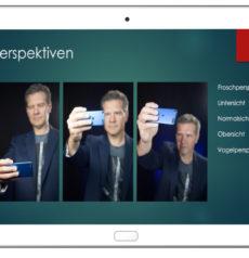 Fourgreen TV für LiveStreaming bei Online-Events