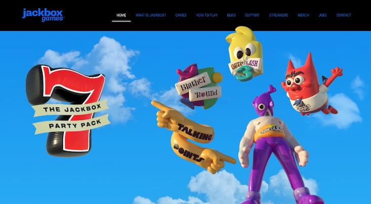Jackbox Games für virtuelle Events