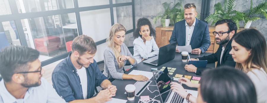 Meetings reihum – jeder ist gleichberechtigt dran