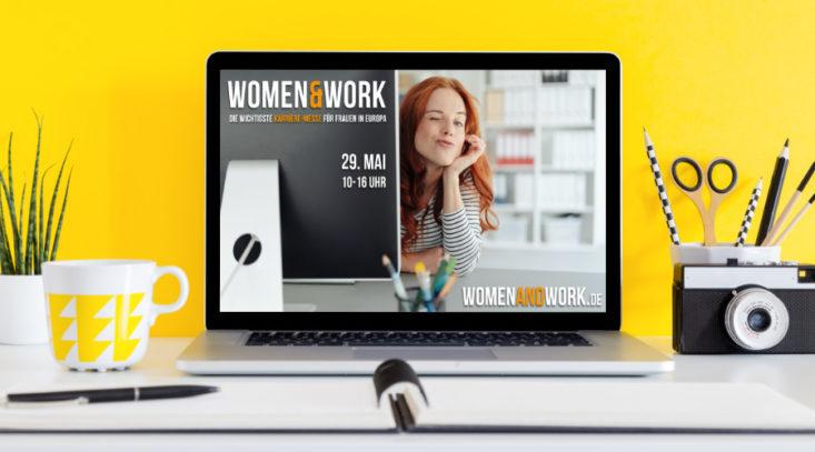 Messe digitalisieren: Women&Work – genial digital