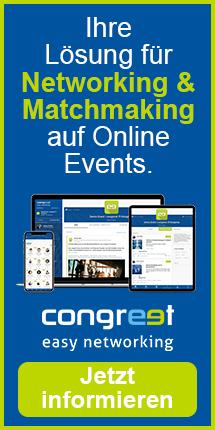 Networking & Matchmaking Lösung von Congreet