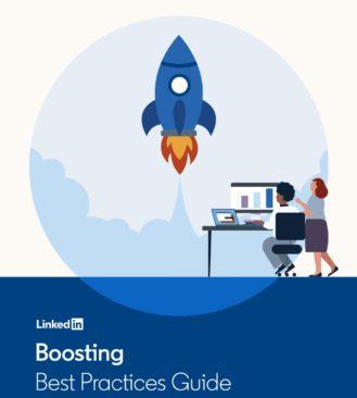 Event-Marketing mit LinkedIn Boosting