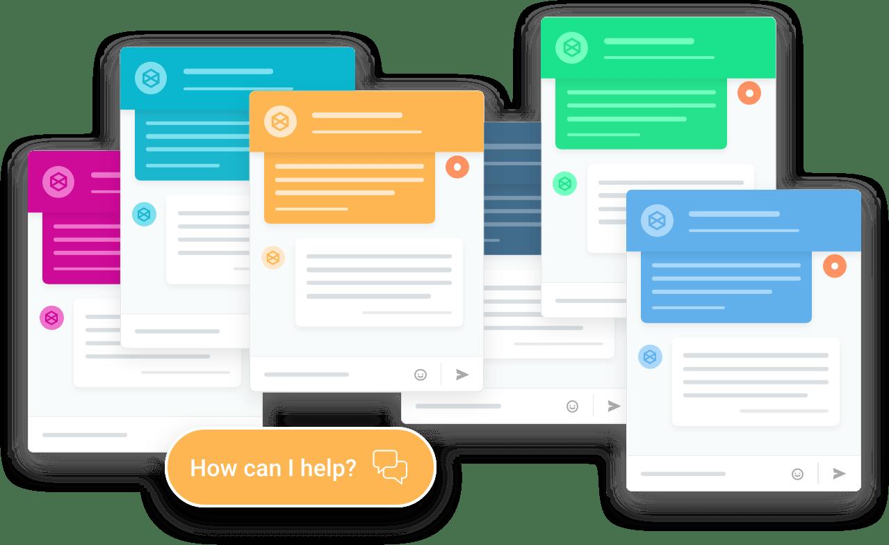individualisiere deine Live-Chats