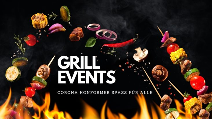 Online Grillevents Corona konform mit Ellen Kamrad