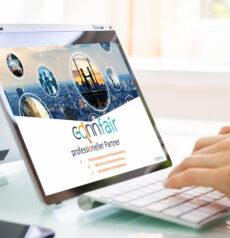 virtuelle Event-Plattform Connfair