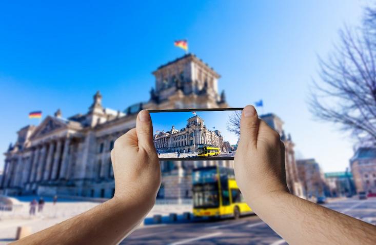 virtuelle Stadtführung für Online-Events | cpb