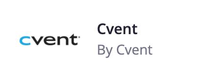 Cvent | Zoom Apps