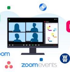 Zoom Apps und Zoom-Events