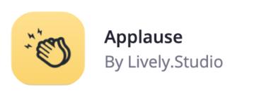Applause von Lively.Studio