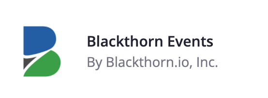 Blackthorn Events | Zoom Apps