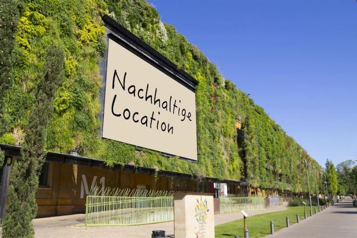 nachhaltige Event-Location