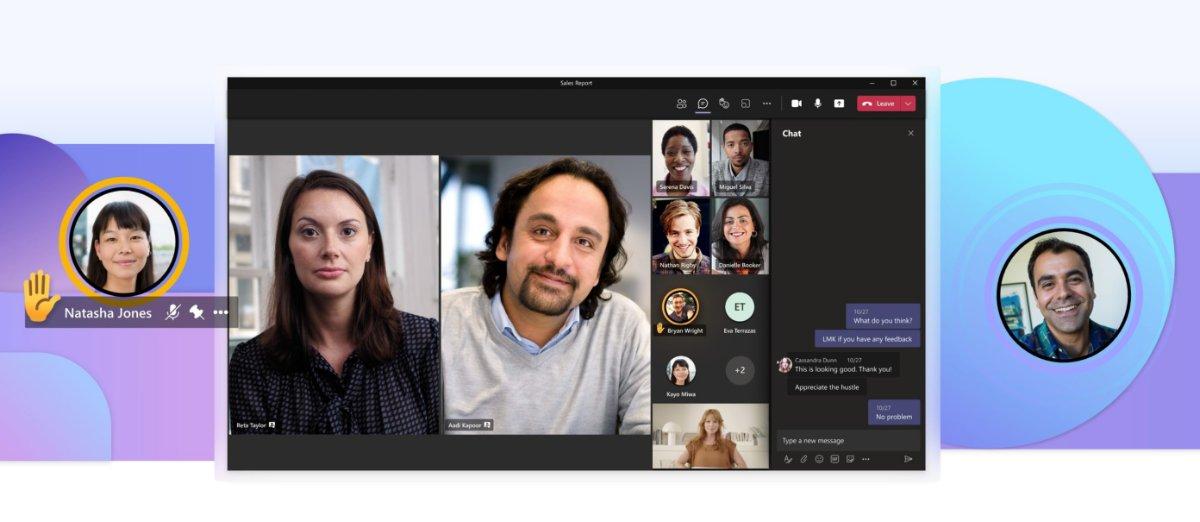 kostenloses Videokonferenz Tool: Microsoft Teams