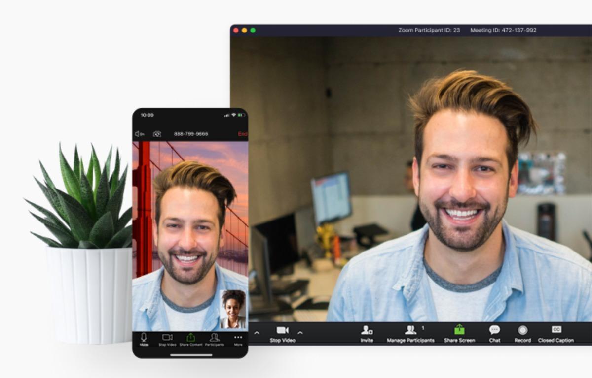 Zoom: kostenloses Videokonferenz-Tool