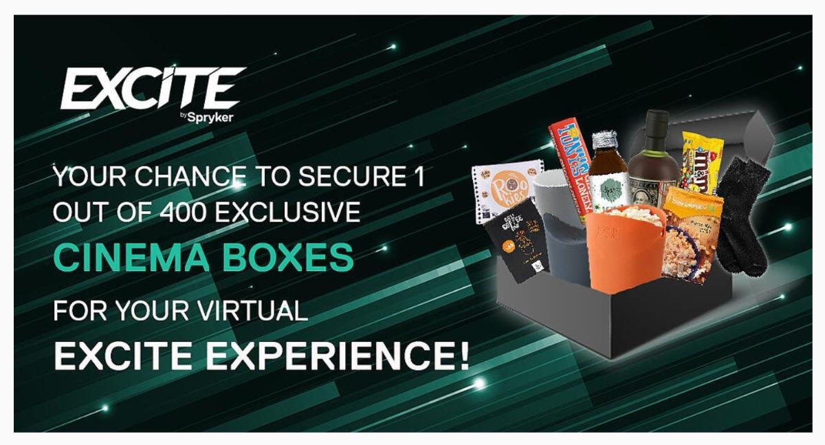 EXCITE Event-Marketing Kinobox