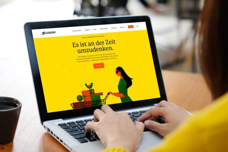nachhaltige Werbeartikel und Giveaways - bei clouberry
