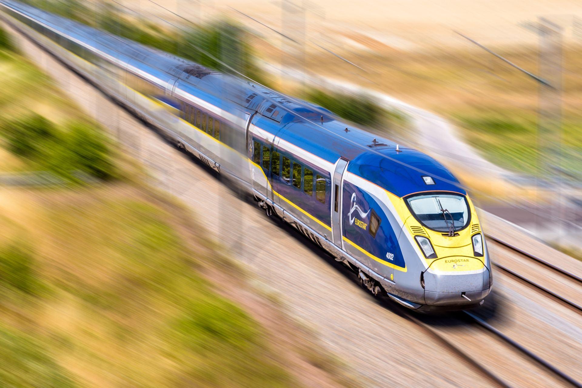 Anreise mit der Bahn statt mit dem Flieger