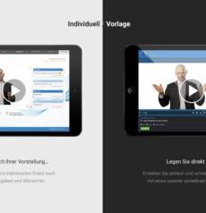 InterMedia Solutions - individuell oder vorgefertigte Vorlage