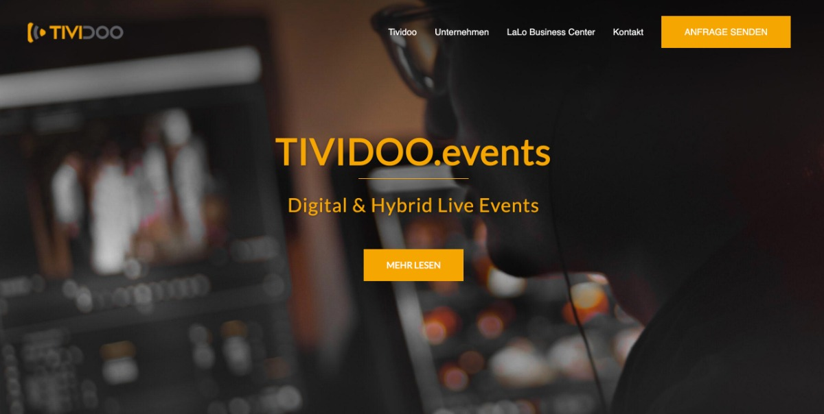 tividoo event-plattform